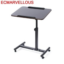Simple double lazy comter notebook laptop desk side cooling bed table FREE SHIPPING