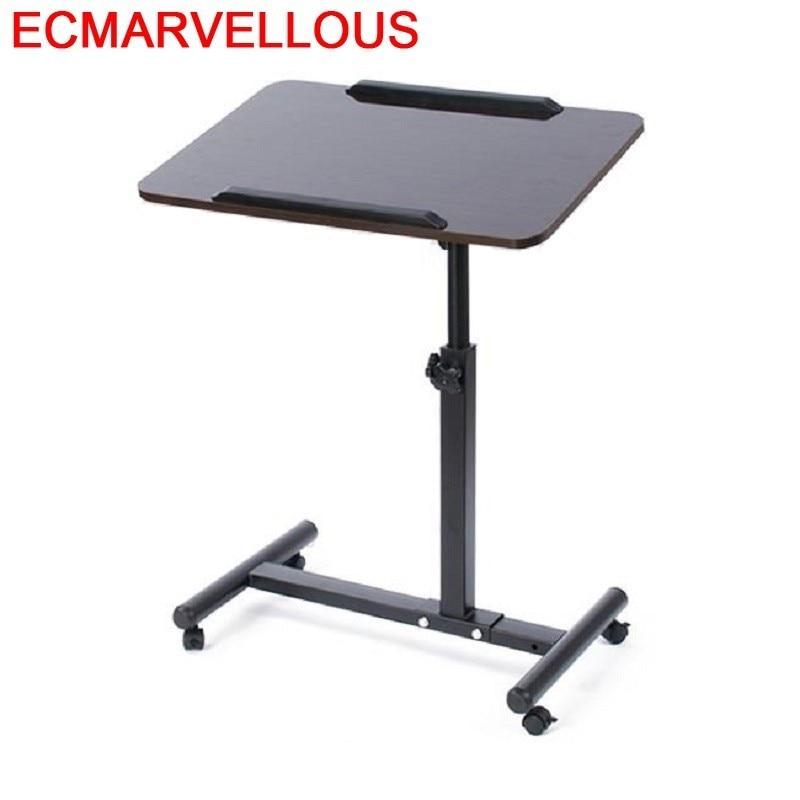 Tafel Bed Small Notebook Escritorio Mueble Biurko Escrivaninha Bedside Adjustable Laptop Stand Study Table Computer Desk|bed table|laptop desk|desk side table - title=