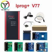 2019 New v77 IProg+ iProg Pro Programmer Support IMMO/Mileage Correction/Airbag Reset Replace Carprog V8.21 Digiprog3 Tango