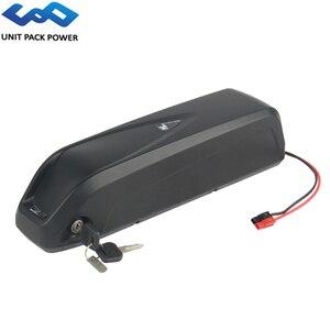Image 1 - 36Volt Hailong eBike Battery 36V 17Ah 15Ah 13Ah 10Ah With Panasonic/LG/Samsung Cell for Bafang BBS01 250W 350W BBS02 500W Motor