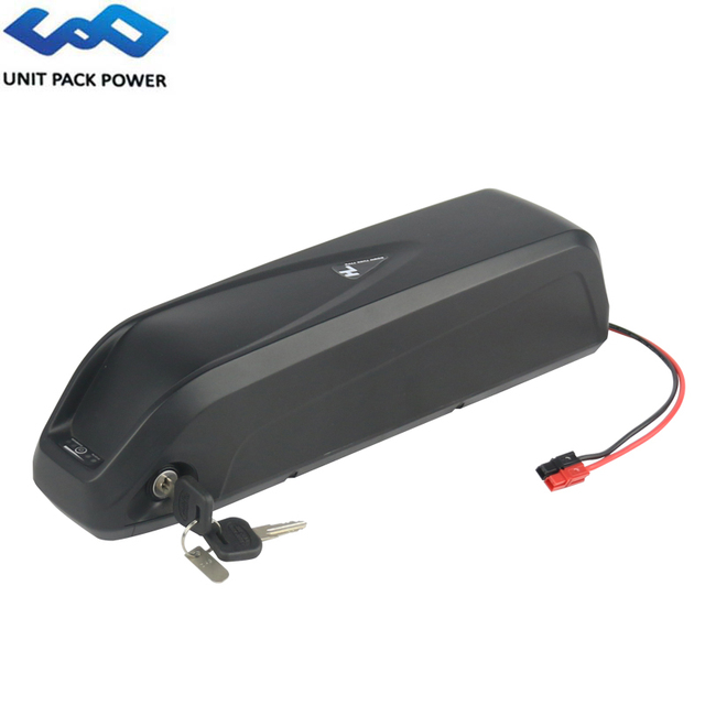 36Volt Hailong eBike Battery 36V 17Ah 15Ah 13Ah 10Ah With Panasonic/LG/Samsung Cell for Bafang BBS01 250W 350W BBS02 500W Motor