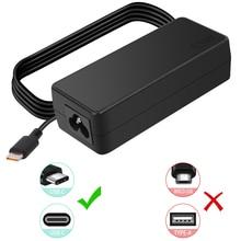 New Origina USB C Charger for Lenovo Yoga 920 920-13 920-131KB 920-13IKB Glass 80Y7 80Y8 ADLX65YCC3D ADLX65YLC3D ADLX65YDC3D