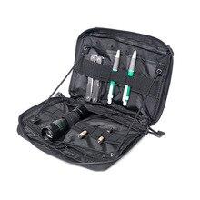 Bolsa de suporte para utilidade molle tático, bolsa organizadora para telefone utilitário em forma de edc