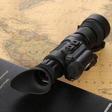 DE-MHB-2 Монокуляр высокой четкости инфракрасный низкий светильник ночного видения Открытый охотничий патруль инфракрасный телескоп