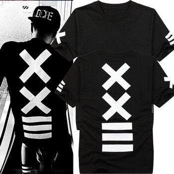 T-shirts mode HBA Hip Hommes Streetwear