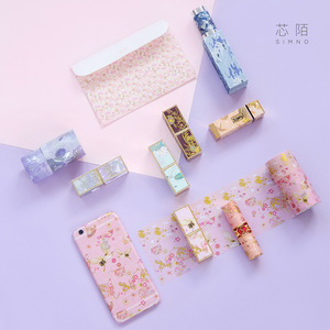 Image 3 - 1set Chinese Antiquity Style Portable Traveler Journal Notebook Stationery Set Gift  Bulleti Journal Clips Stickers Tape Box