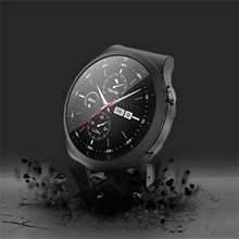 TPU Protective Case Bumper Cover For Huawei Watch GT2 Pro Smart Wearable Accessories Screen Protector Anti Falling Watch Cover cheap Rondaful CN(Origin) Cases english Adult All Compatible Push Message