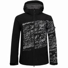 Mens Keep-warm Jacket Autumn Winter Casual Fashion Waterproof  Sport Outdoor Coat Female Steetwear Clothing