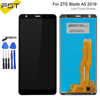 5.45''For ZTE Blade A5 2019 LCD Display+Touch Screen Digitizer Assembly For ZTE A5 2019 Mobile Phone Spare Parts+Tools