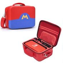 For Nintendo Switch Handbag Console & Dock Carrying Bag Accessories Storage Case One Shoulder Travel Bag
