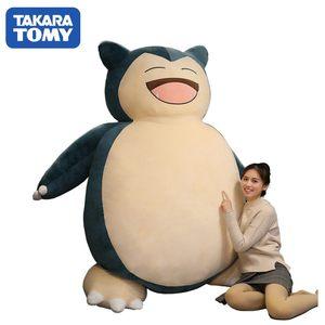 Pokemon doll Snorlax pluszowe zabawki Kirby beast elf śliczne duże piękne kreskówki miękkie duże poduszki wypchane zwierzę lalki prezent dla dzieci