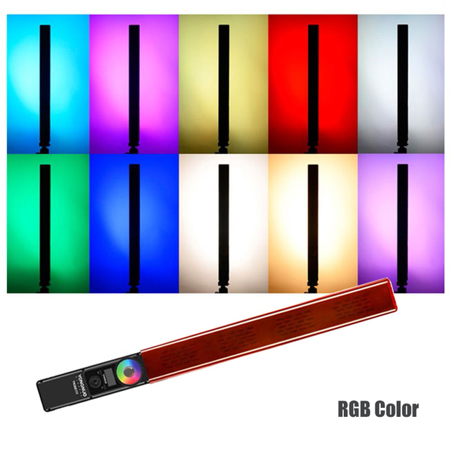 YONGNUO YN360III LED RGB Light Handheld Light stick with remote control Photography Light tube