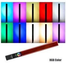 YONGNUO YN360III LED RGB ışık el ışık sopa ile uzaktan kumanda fotoğraf tüp lamba