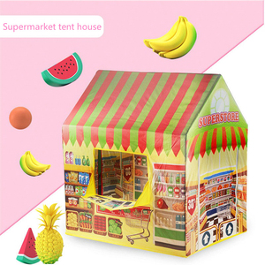 12 Styles tente pour enfants intérieur et extérieur jouet jouer maison jouer tente Pops intérieur/extérieur jouer tente vient pliant bébé jouets