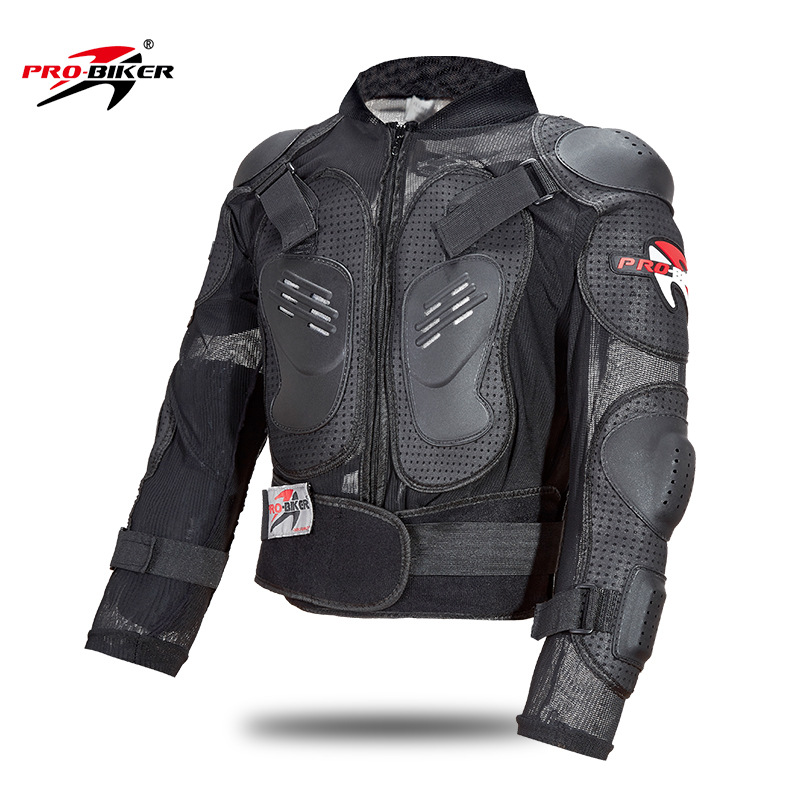 Genuine Product Pro Kneecap Motorcycle Racing Suit Shatter-resistant Breathable Race Car Armour Off-road Race Car Service Riding