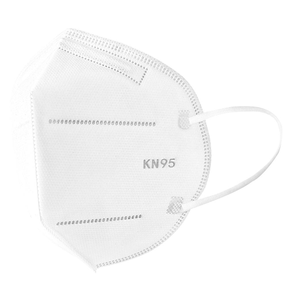 80pcs KN95 Protective Mask Multifuncitonal Face Mouth Mask Nose Cover Personal Protection Equipment