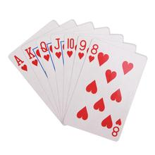 Playing-Cards Casino Standard-Poker Magic Tricks Board-Game Plastic-Box Bar Classic