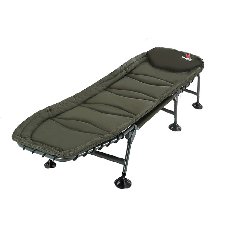 I Fly Folding Bed Single Nap Bed Home Office Adult Nap Bed Simple Marching Portable Multifunctional Couch