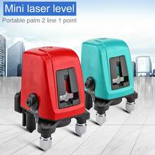 2 Line 1 Point Self-leveling Laser Level Instrument 360 Horizontal and Vertical Cross Laser Level Laser Diagnostic Tools(China)
