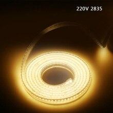 LED Strip Light 220V 2835 Waterproof led