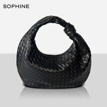2020 moda famosa marca de luxo estilo jodie mulheres saco senhora sacos ombro tecer bolsa de couro tricô designer