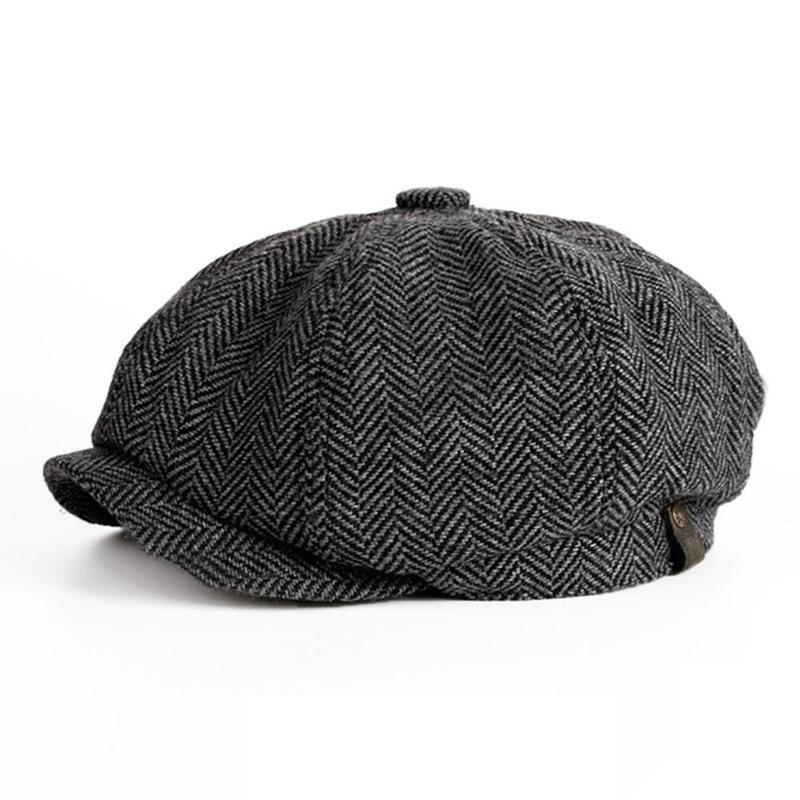 Купить модная мужская кепка газетчик cabbie newsboy ivy для гольфа