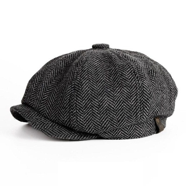 Фото модная мужская кепка газетчик cabbie newsboy ivy для гольфа цена