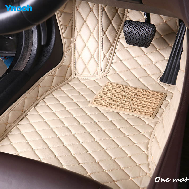 Ynooh Car Mat For Kia Rio 3 Morning Stinger Niro Cerato 3 2005 2018 Carnival Mohave Sportage 4 Optima  2017  Car Mat