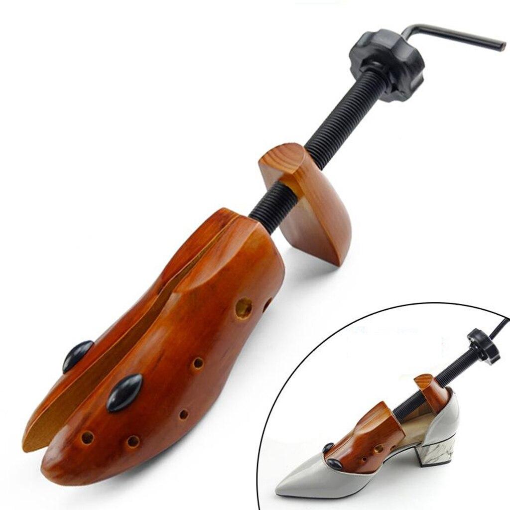 1Pc Houten 2 Way Schoen Brancard Verstelbare Vrouwen Mannen Boot Schoen Extender Keeper|Schoenspanners| - AliExpress