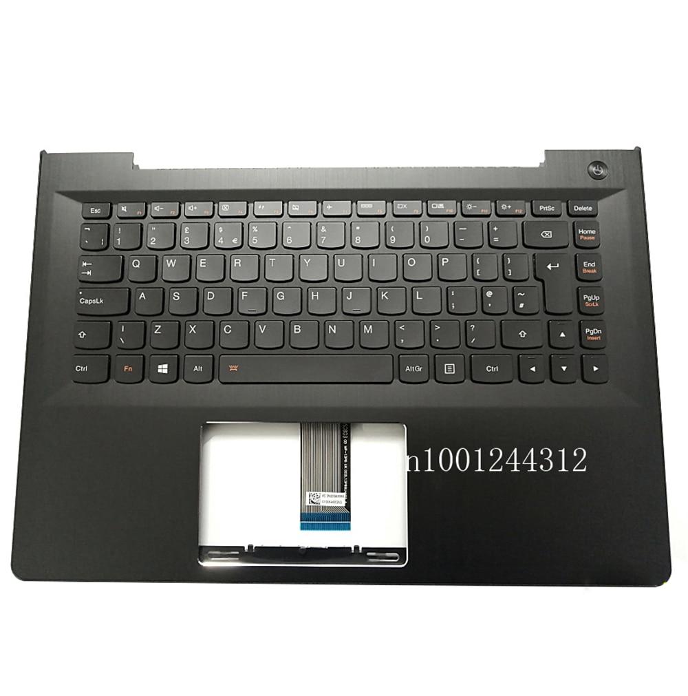 New Dell Vostro 5460 5470 5480 Laptop Palmrest Cover Upper Case Keyboard Bezel