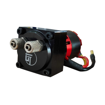 Mini Gear Pump DIY Teaching Oil Small Hydraulic Mud Head Lifting Model Customized High-power Brushless Motor