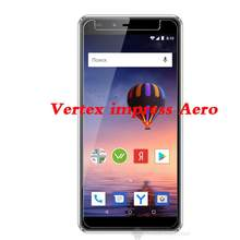 2.5D 9H Tempered Glass For Vertex impress Aero Screen Protector Glass On The Vertex impress Aero Protective Film Glass(China)