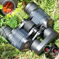 60x60 3000M Waterproof High Power Definition Night Vision Hunting Binoculars Telescopes Monocular Telescopio Binoculos