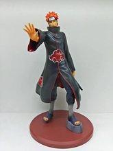 цена на Naruto Shippuden Anime Model Akatsuki Group Series Pain Yahiko Deva Path Action Figure 25CM PVC Statue Collectible Toy Figma
