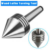Live Center 60 Degree Point Heavy Duty Live Bearing Tailstock Center Taper Accuracy 0.001mm For Metal Or Wood Lathe Turning