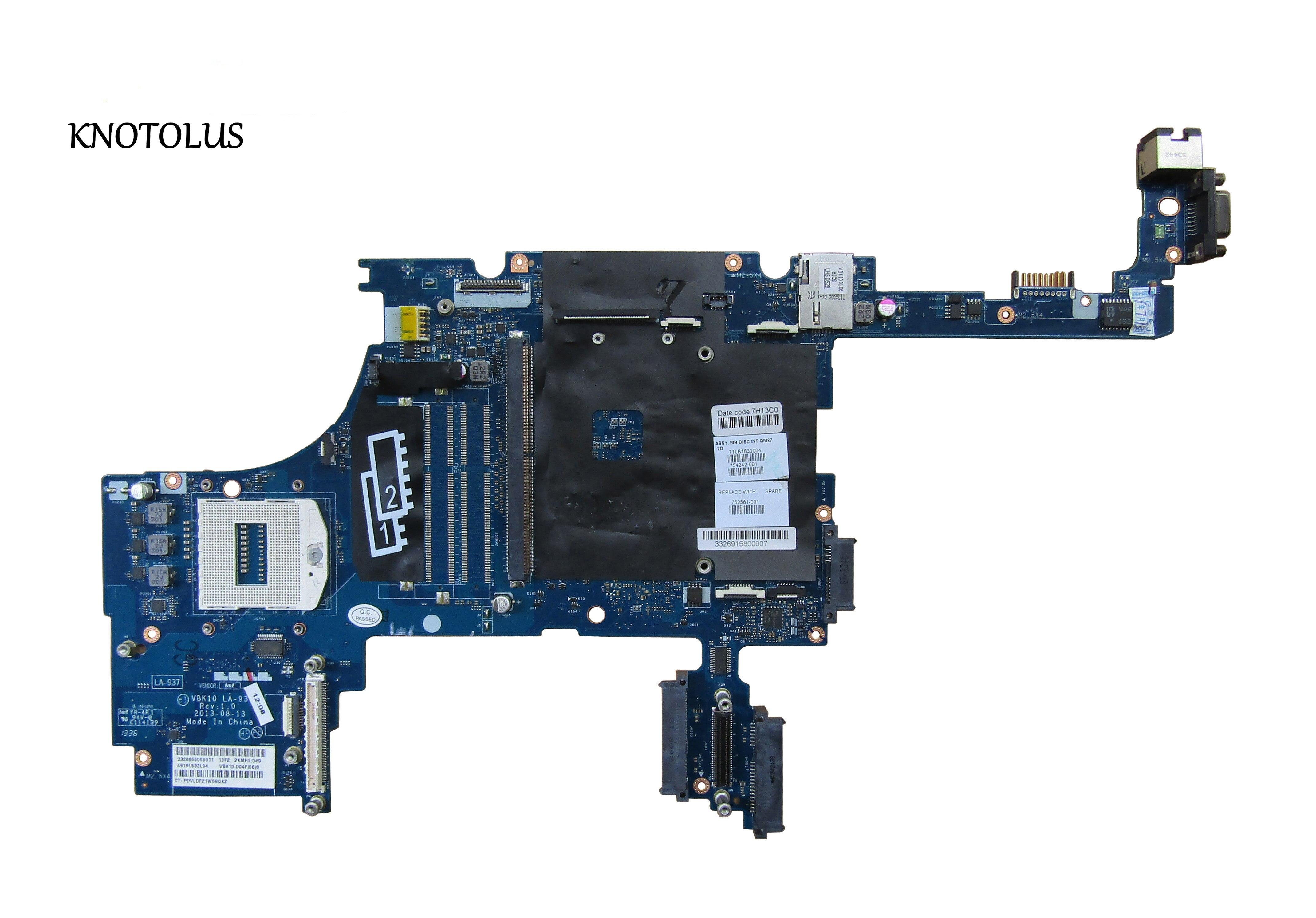 HP ZBook 15 17 G1 G2 G3 15-AP000 DC IN Jack Power Socket 785212-001 737734-001