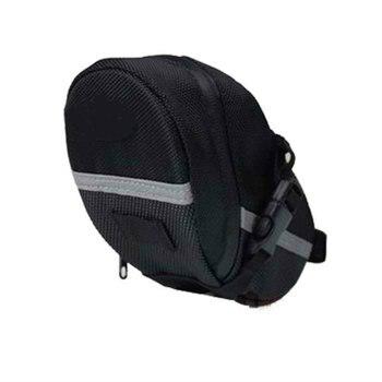Balight siodełko do roweru torba na zamek błyskawiczny odblaskowe górski rower szosowy tylne siedzenie ogon torby na zewnątrz jazda na rowerze przypadku