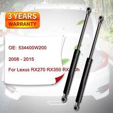 Bonnet Hood Gas Strut 534400W200 431885 for Lexus RX270 RX350 RX450h AL10 Mk3 ( 2008   2015 )