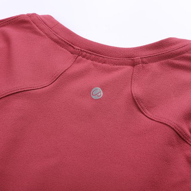Long Sleeve Running Shirt with Thumb Holes