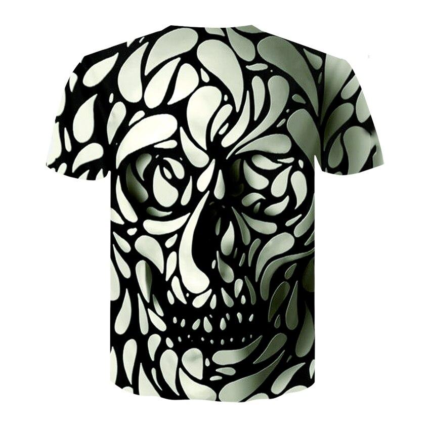 AE063-T恤短袖模版-后