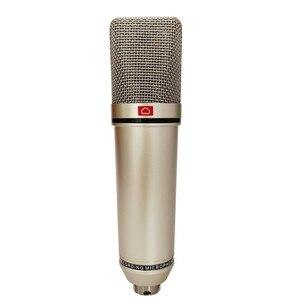 Image 2 - ميكرفون تسجيل U87 ميكروفون مكثف ميكروفون مهني للكمبيوتر لايف الصوتية بودكاست الألعاب استوديو الغناء