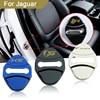 4pcs car Protection cover Car Door Lock car accessories interior For Jaguar F PACE E PACE XE XF R sport S Car sticker 1