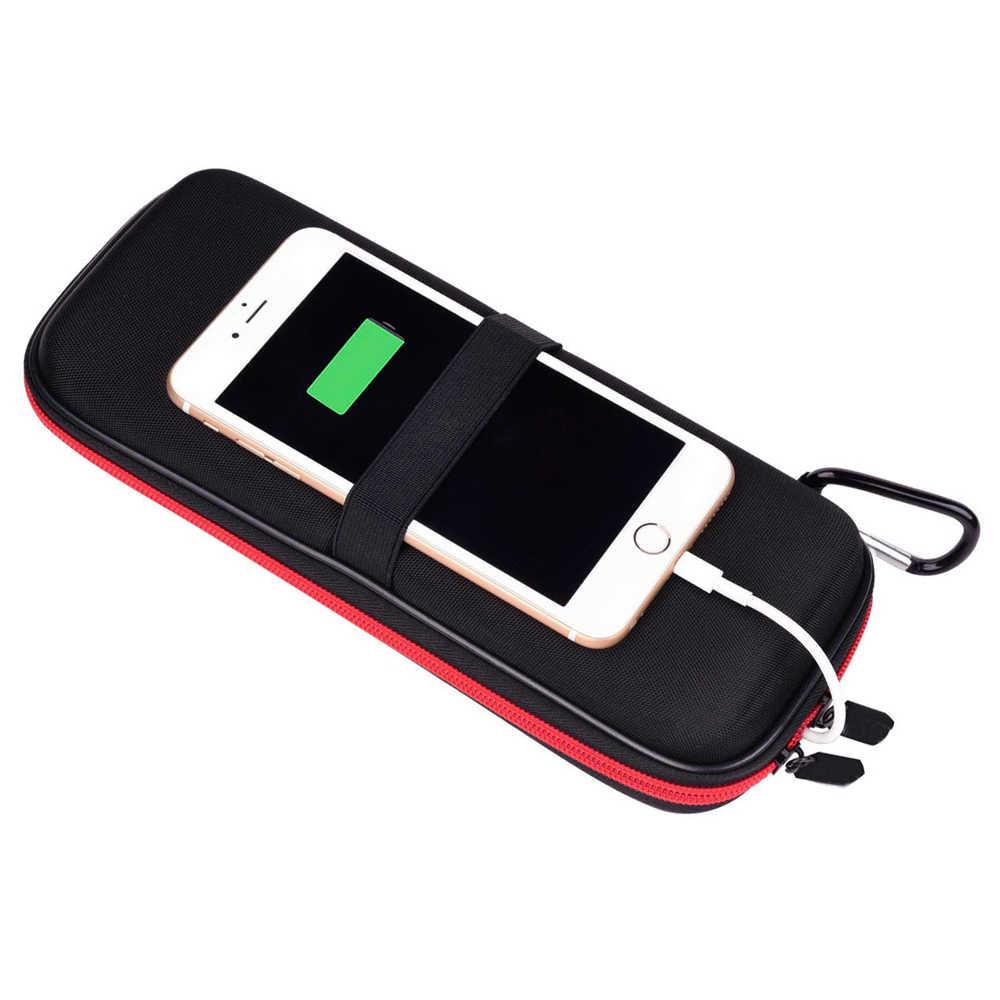 Baru EVA Hard Portabel Tas Travel Case untuk ROMOSS Sense 8/8 + 30000 Mah Mobile Power Cover Portable baterai Powerbank Ponsel Bag