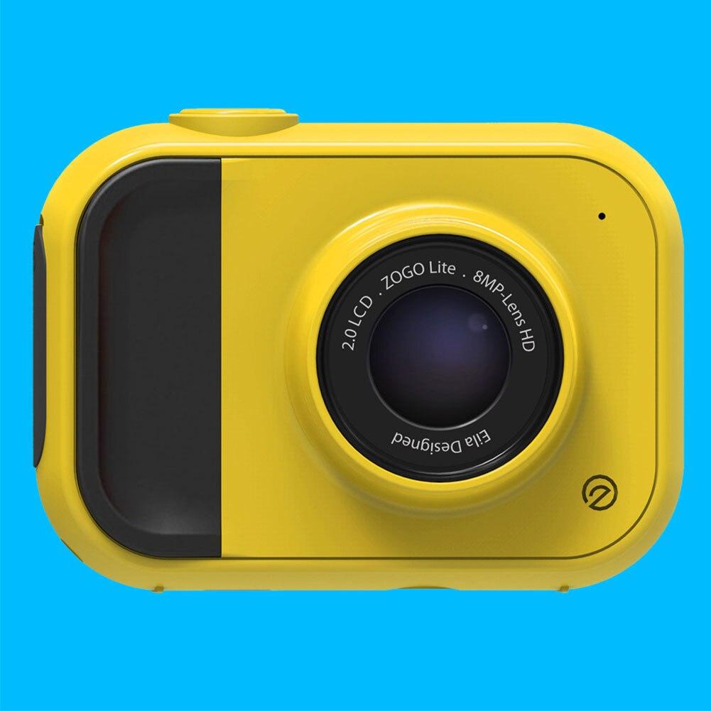 Video Digital Portable DSLR Travel Fashion Gift Home USB 2.0 Camera 2 Inch Screen HD 1080P Mini Kids Toy