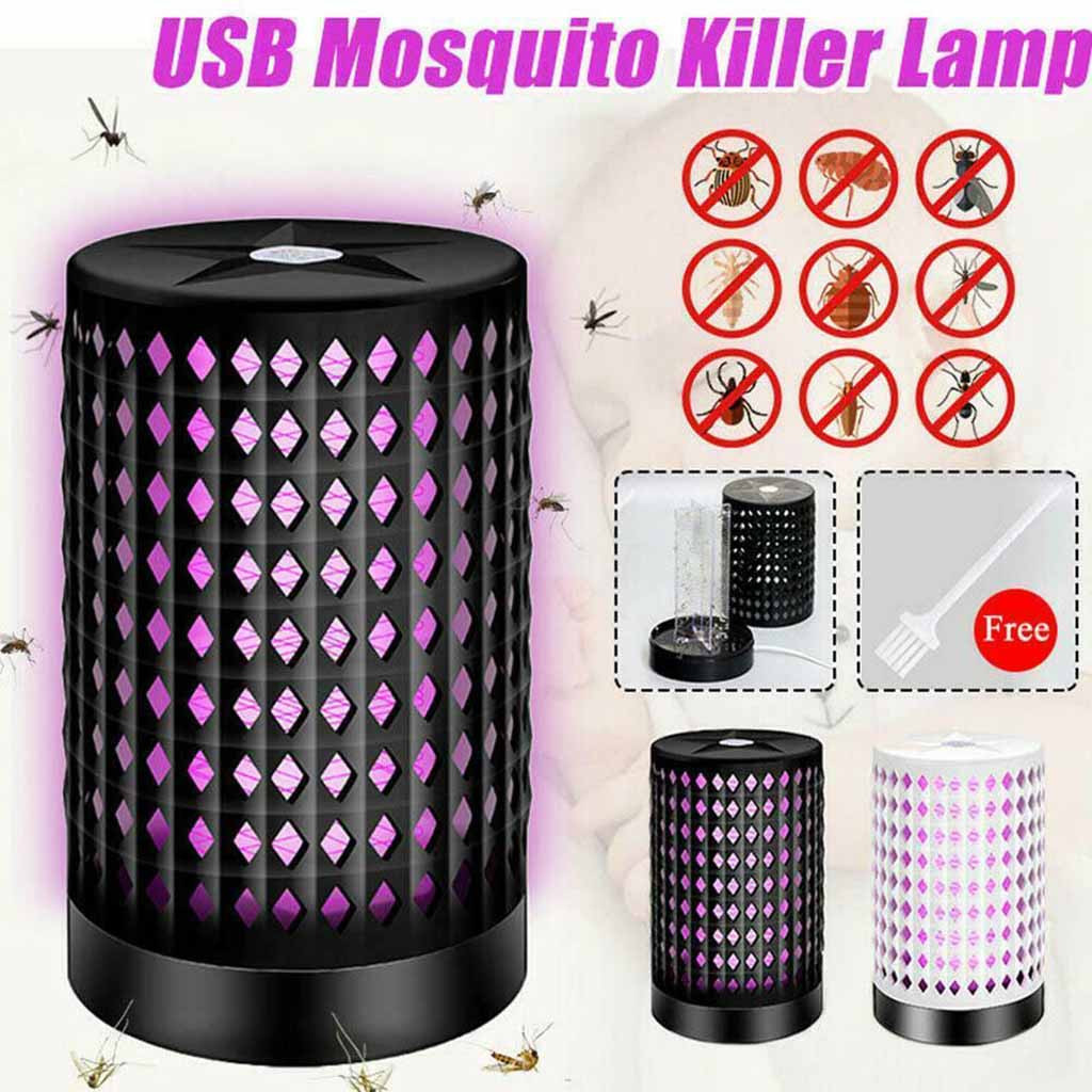 2020 New Arrivals USB Electric Lamp Kills Mosquitoes In Fly Trap And Insects Outdoor Creative Best Selling Dropshipping