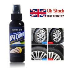 Multi-purpose Wax Tire-wheel Dedicated Refurbishing Agent Cleaner Auto Interior Cleaning Tool Tyre Gloss Polish Car Accessories