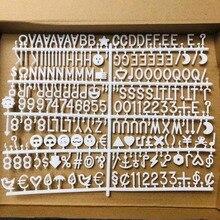 Персонажи для войлока, доска для письма, надпись, надпись, соответствующие буквы украшение для дома, аксессуары, цифры, офисный Декор