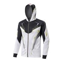 Дропшиппинг Daiwa Мужская одежда для рыбалки куртка с капюшоном быстросохнущее пальто рубашка для рыбалки для походов Велоспорт Рыбалка