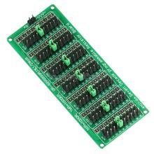 7 siedem dekady 1R   9999999R programowalny regulowany rezystor SMD rezystor suwakowy dokładność kroku 1R 1% 1/2 Watt moduł 200V