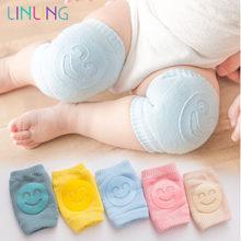 Protetor de joelho para crianças, joelheira cotoveleira acessórios para bebês engatinhando, protetor de segurança para meninos e meninas